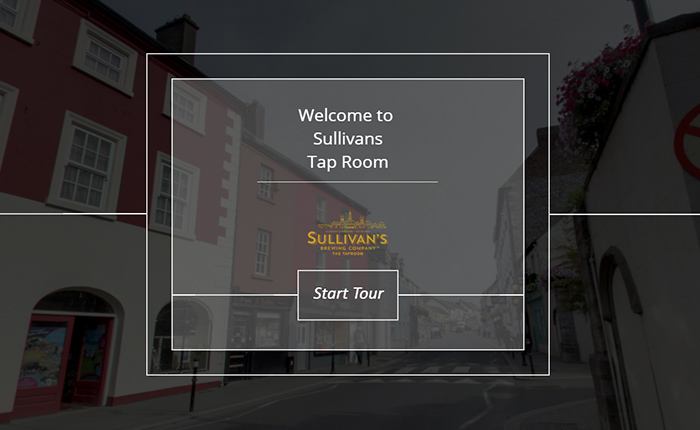 Sullivan's Taproom 360 Virtual Tour #3VT